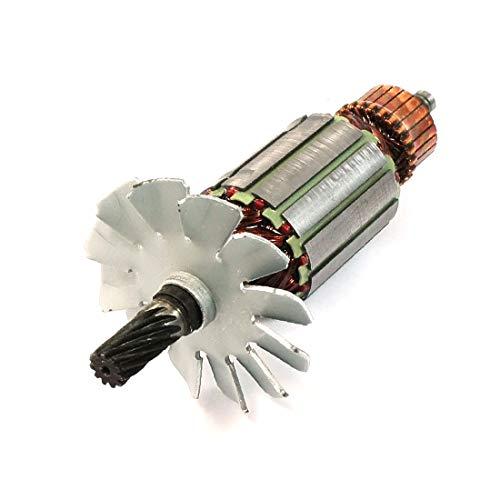 X-DREE AC 220V Rotor de motor eléctrico 11 dientesÁrbol de transmisión para sierra circular Hitachi C7 (2caebc14e557720804277422e71efbb7)