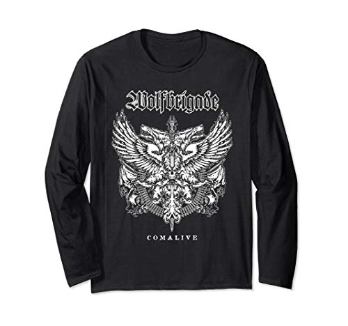 Wolfbrigade Comalive Shirt Langarmshirt