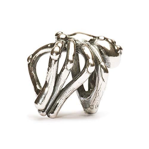 Trollbeads Silber Bead Spinne