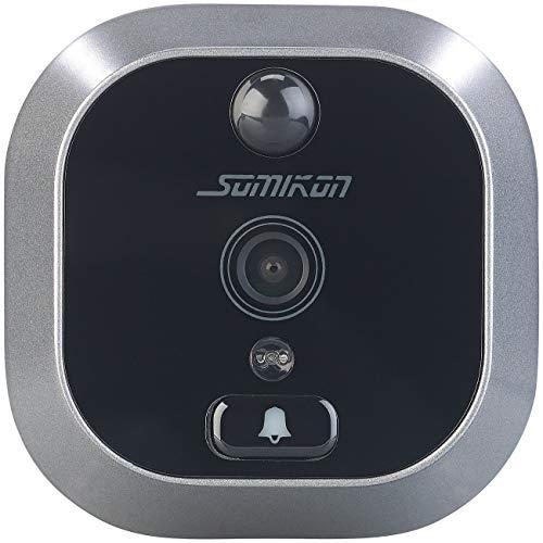 Somikon Digitale Türspion-Kamera - 4