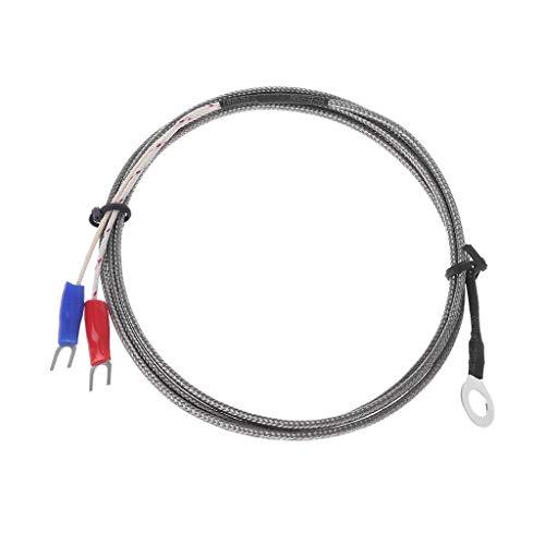 peng 6 mm gat wasmachine K thermokoppel temperatuursensor sonde 1M kabel voor industriële temperatuur controller