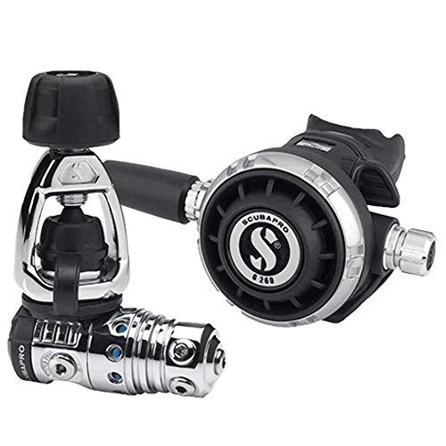 SCUBAPRO - Regulador mk25 evo/g260 int232, color negro