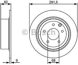 Bremsscheibe   Bosch 0 986 479 C60