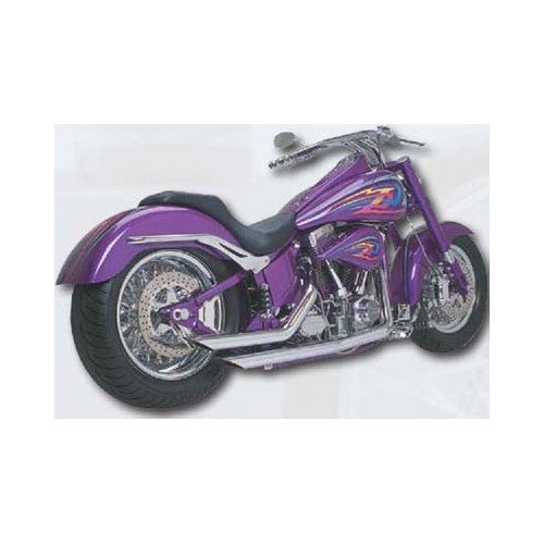 Auspuffanlage für Harley Davidson Softail 84-06