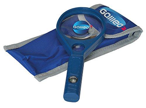 Beluga Spielwaren 62006 Galileo Lupe mit Kompass Forscherset 62006-Galileo