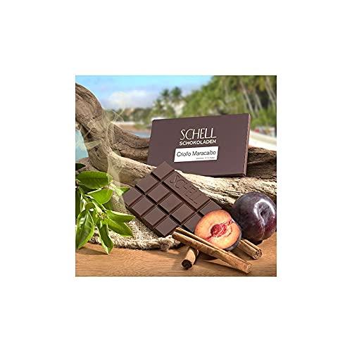 Schell Schokolade Criollo Maracaibo 70% Kako, 50 g