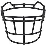 Schutt Sports Varsity VRJOP DW TRAD Football Faceguard, Black
