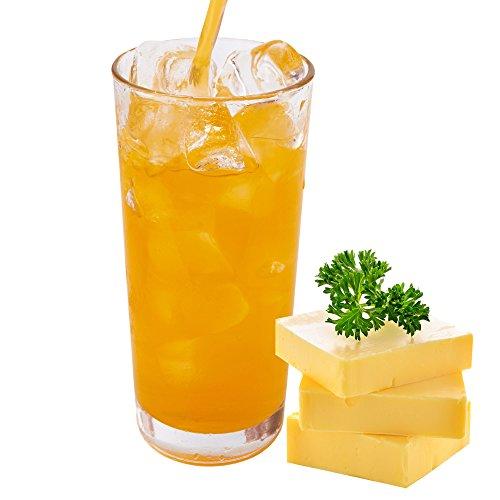 Butter Geschmack extrem ergiebiges allergenfreies Energy Drink - Getränkepulver Sportgetränk
