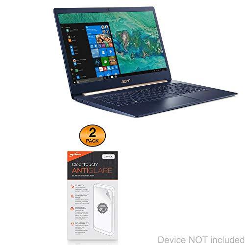 Protetor de tela Acer Swift 5 (SF514-53T), BoxWave [ClearTouch antirreflexo (pacote com 2)] Película fosca anti-impressão digital para Acer Swift 5 (SF514-53T)