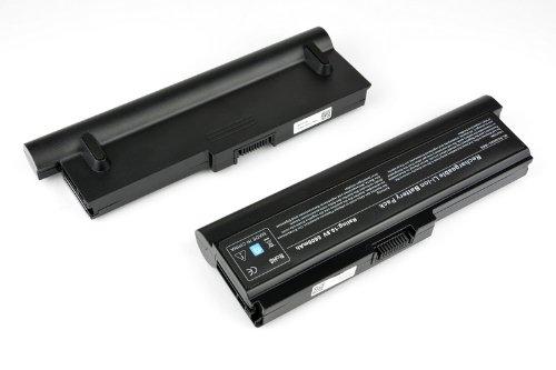 Batterie de rechange compatible avec tOSHIBA pa3818U - 1BAS/1BRS