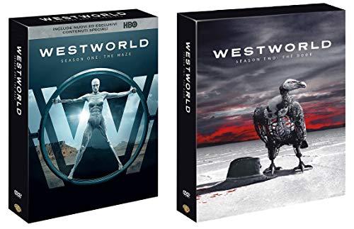 Westworld Stagione 1 e 2 (DVD) Cofanetti singoli, Edizione Italiana