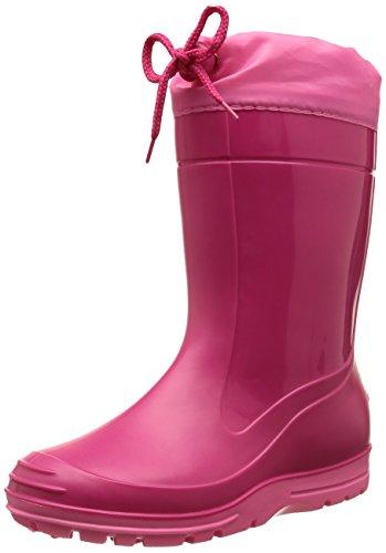 Beck Pferd pink 498, Mädchen Stiefel, pink, EU 26