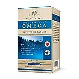 Solgar Full Spectrum Omega de Salmón Salvaje de Alaska Cápsulas blandas - Envase de 120