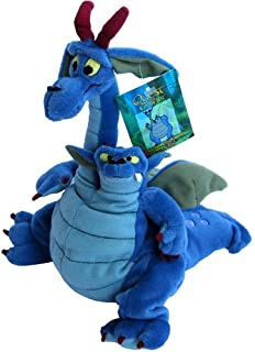 Devon and Cornwall Dragon - Quest for Camelot - Warner Bros Bean Bag Plush