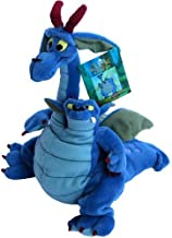 Devon and Cornwall Dragon - Quest for Camelot - Warner Bros Bean Bag Plush