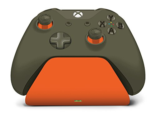 Controller Gear Zest Orange Xbox Pro Charging Stand (Controller Sold Separately) - Xbox One