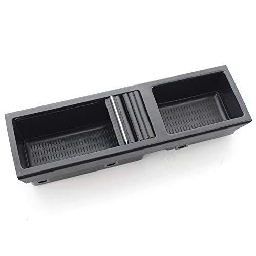 Boyfriend Cardig - Soporte de almacenamiento para taza de coche con rodillo, caja de almacenamiento multifunción de cuero para 3 series E46-1998-2007 51167038323 51168217927