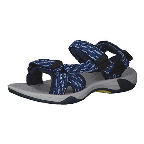 CMP Kinder Sandale Hamal Hiking Sandal 38Q9954 Cosmo-Royal 37