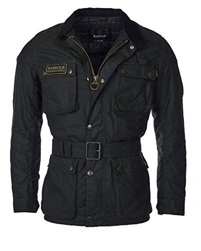 Barbour Blackwell Wax Herren Jacke L