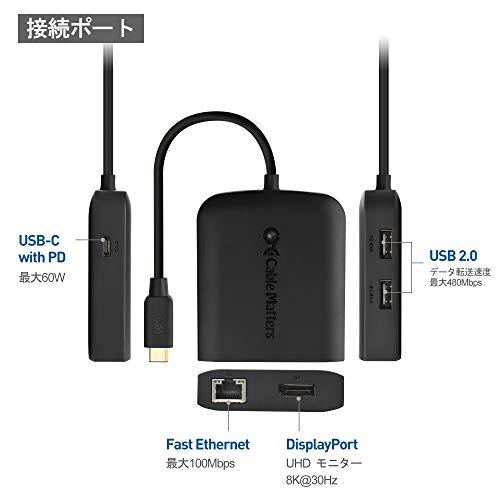 41Hmr7OWkLL-Amazonベーシックの「USB 3.1 タイプC  HDMIマルチポートアダプター」を購入したのでレビュー!