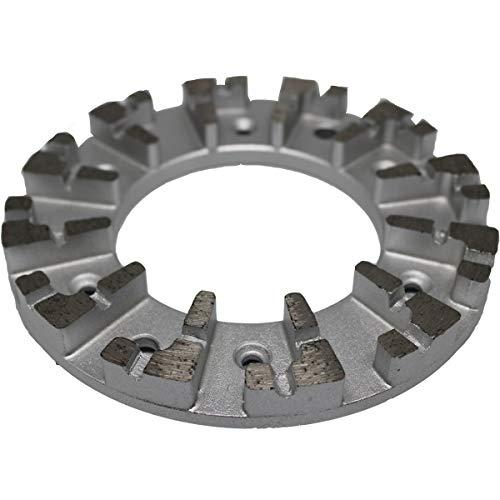 PREMIUM Diamant-Scheibe 150 mm Beton passend für Renovierungsfräse Protool Festool Renofix RG 150 - RGP 150 Werkzeugkopf DIA HARD-RG 150mm