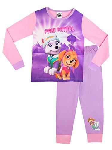La Patrulla Canina - Pijama para niñas - Paw Patrol - 2 - 3 Años