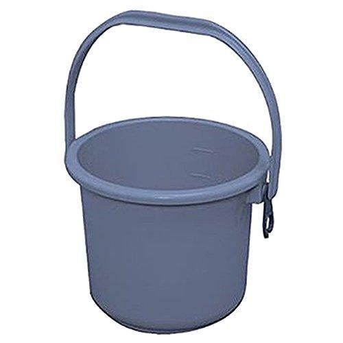 アイリスオーヤマ バケツ ブルー 直径31.6×高さ30.3cm PB-15