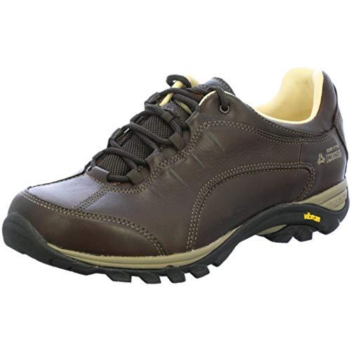 Meindl Schuhe Ascona Identity Men - dunkelbraun, Gr. 44 EU (9,5 UK)