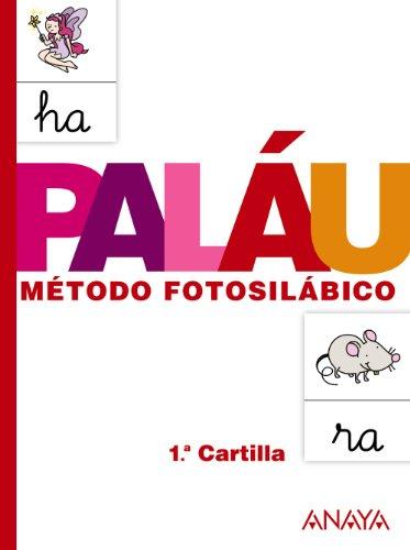 Método Fotosilábico: 1.ª Cartilla: Metodo fotosilabico 1 cartilla