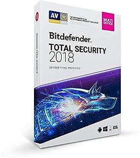 Bitdefender Total Security 5 Kullanıcı 1 Yıl
