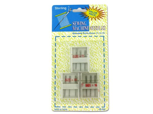 Purchase Sewing Machine Needles With Cases - Case of 96