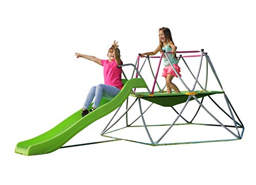 Kids Dome Climber & Slide Review