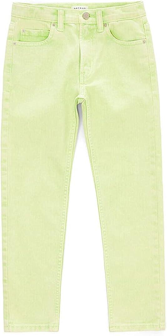 PacSun Kids Lime Skinny Jeans