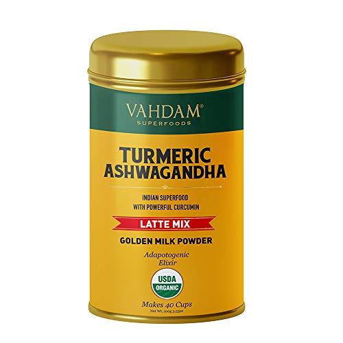 Nuestra mezcla de café con cúrcuma Ashwagandha para brindarle beneficios incomparables para la salud del súper alimento Cúrcuma y de la venerada hierba ayurvédica - Ashwagandha. El sabor terroso amargo de la cúrcuma se equilibra bien con las notas du...