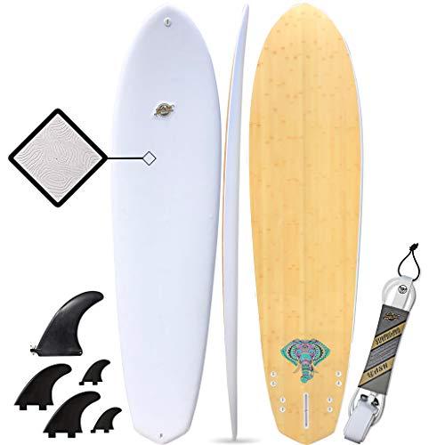 South Bay Board Co. - Hybrid Surfboards - Wax-Free Soft Top...