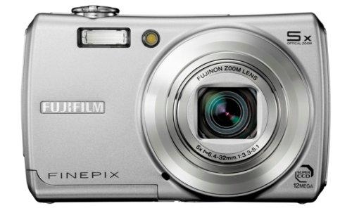 FUJIFILM デジタルカメラ FinePix (ファインピックス) F100fd ダークシルバー FX-F100FDDS