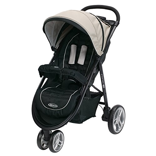 Graco Aire3 Click Connect Stroller, Pierce by Graco