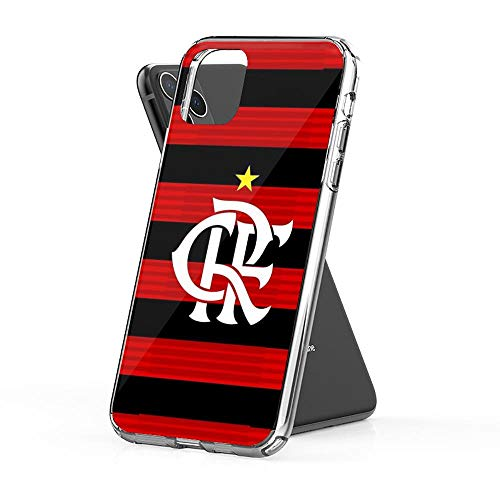 turtleshel Flamengo Brazil Case Cover Compatible for iPhone iPhone (11 Pro)
