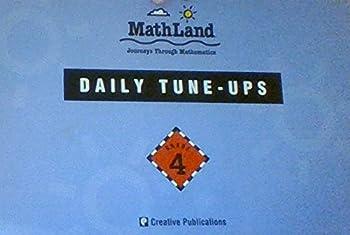 Daily Tune-Ups (Mathland: Journeys Through Mathematics, Grade 4) 1561072842 Book Cover