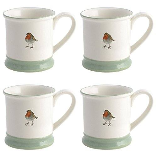 Creative Tops 5235825 Into The Wild Robin Tankard-Tazza, Multicolore