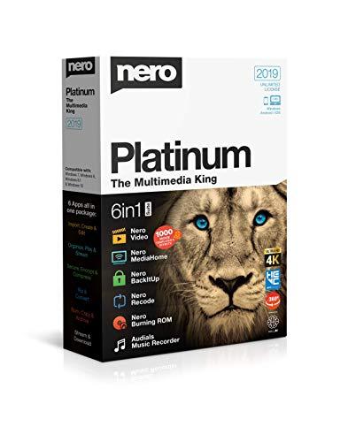 Nero Platinum 2019 Box
