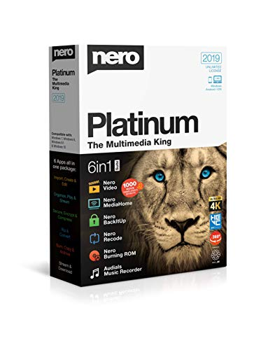 Nero Platinum 2019 Box