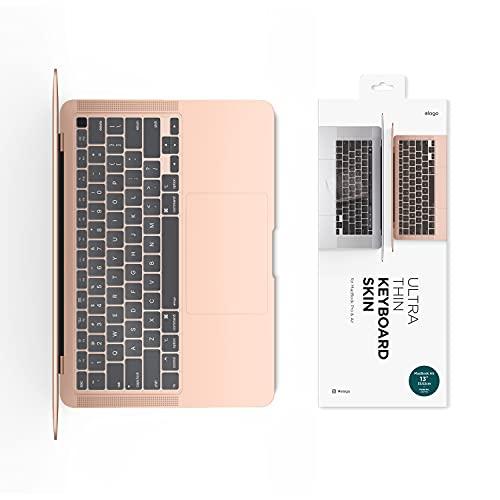 Capa ultrafina para teclado elago para MacBook Air de 13 polegadas [Versão 2020] [A2179] (Transparente)