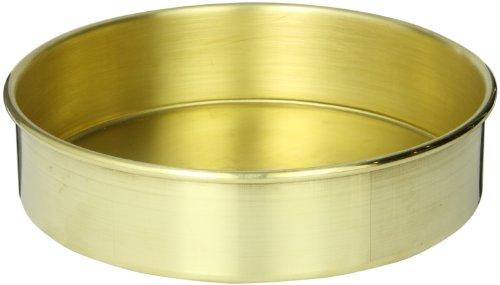Advantech PB8F Brass Sieve Pan, Full Height, 8' Diameter