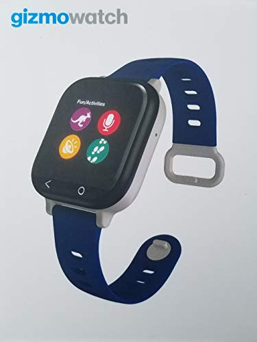 Verizon Wireless GizmoWatch - Blue
