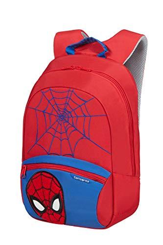 Samsonite Disney Ultimate 2.0 - Kinderrucksack S+, 35 cm, 11 L, Rot (Spider-Man)