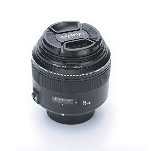 YONGNUO YN85MM F1.8N Lens Large Aperture Medium Telephoto Prime Auto Focus Full Frame Lens for Nikon D7500/D810/D700/D800/D7200/D7100/D7000/D5600/D5500/D5300/D5200/D5100/D5000
