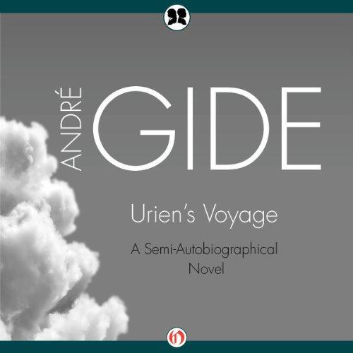 Urien's Voyage audiobook cover art