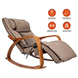 OWAYS Massage Chair 3D Full Back Massager with Cushion,...