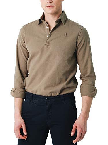 Scalpers New Polera PPT Shirt Camisa Casual para Hombre